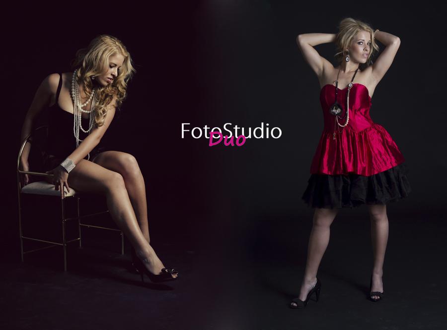 Glamour fotografie | Fotostudio Duo Studiofotografie